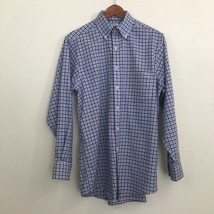 Izod Classic Fit Stretch Long Sleeve Button Down